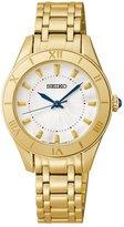 Seiko Classic Neo SRZ434P1 women's quartz wristwatch