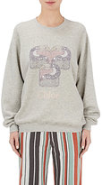 Chloé Women's Toucan-Graphic Cotton Sweatshirt