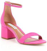 Steve Madden Irenee Banded Ankle Strap Block Heel Sandals