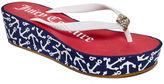 Juicy Couture Women's Shoes, Irie Platform Wedge Sandals