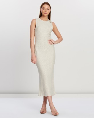 Shona Joy Bias Midi Dress