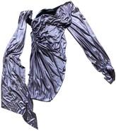 Alexandre Vauthier Purple Dress for Women
