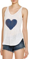 Nation Ltd. Heart Tank - 100% Bloomingdale's Exclusive