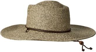 San Diego Hat Company Women's 4-Inch Brim Ultrabriad Sun Hat with Adjustable Chin Cord