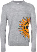 Paul Smith sun embroidered sweater
