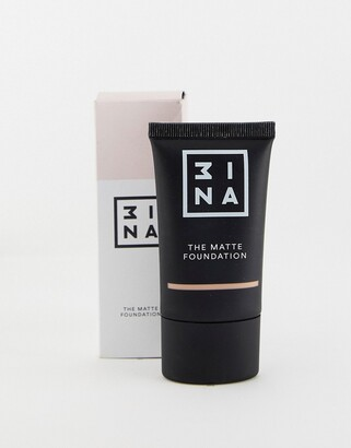 3INA The Matte Foundation