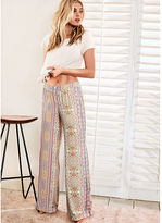 Victoria's Secret Victorias Secret Wide-leg Sleep Pant