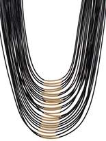 sweet deluxe LIV Necklace gold/black