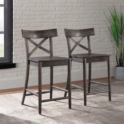 Tremendous Oak Bar Stools Shopstyle Creativecarmelina Interior Chair Design Creativecarmelinacom