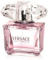 Versace Bright Crystal Eau de Toilette Spray, 3 oz