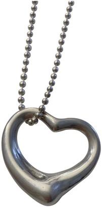 Tiffany & Co. Elsa Peretti Silver Silver Long necklaces