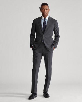 Ralph Lauren Polo Stretch Glen Plaid Suit