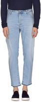 Aglini Denim pants - Item 42541820