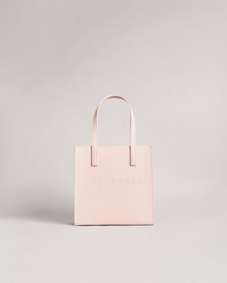 Ted Baker Crosshatch Small Icon Bag