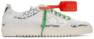 Off-White White Low 2.0 Sneakers
