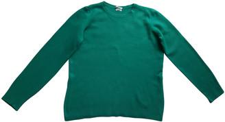 Benetton Green Wool Knitwear