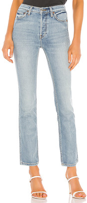 RE/DONE Double Needle Long Skinny. - size 23 (also