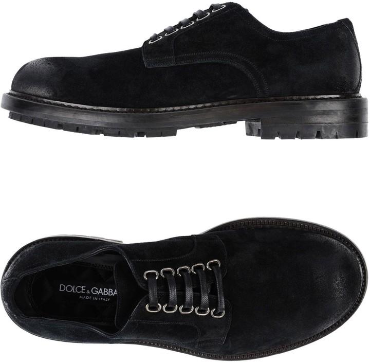 Dolce & Gabbana Lace-up shoes - Item 11465957DA