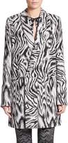 M Missoni Women's Marbled Jacquard Double-Breasted Jacket