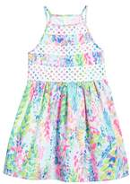 Lilly Pulitzer R) Elize Fit & Flare Dress