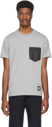 Coach 1941 Grey Patch Pocket T-Shirt