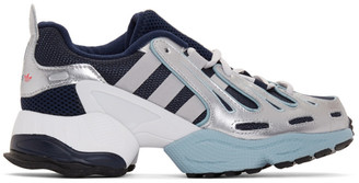 adidas Navy EQT Gazelle Sneakers