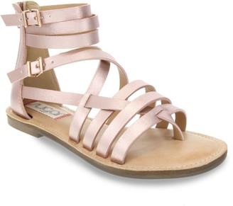Sugar Malou Women's Gladiator Sandals