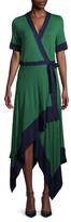 Thumbnail for your product : BCBGMAXAZRIA Handkerchief Wrap Dress