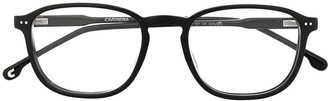 Carrera Polished Square-Frame Glasses