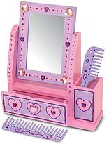 Melissa & Doug Decorate Your Own Vanity Set