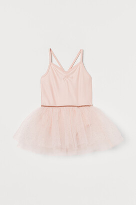 H&M Tulle-skirt leotard