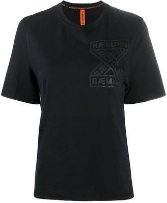 Raeburn Ethos graphic print T-shirt