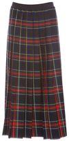 P.A.R.O.S.H. Plaid Maxi Skirt