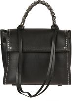 Elena Ghisellini Black Angel Metal Tote
