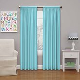 Eclipse Curtains Eclipse Kids 13303042X084POL Microfiber 42-Inch by 84-Inch Room Darkening Single Window Curtain Panel, Pool