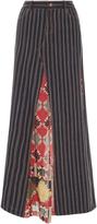 Anna Sui Vintage Patchwork Skirt