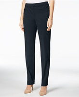 Charter Club Petite Slim-Leg Pants, Only at Macy's