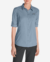 Eddie Bauer Women's Ahi Long-Sleeve Shirt