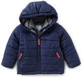 Class Club Little Boys 2T-7 Puffer Parka Jacket