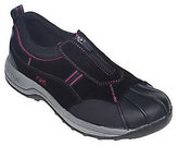 Ryka As Is Water Resistant Suede Shoes w/ Front Zip