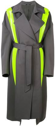 Maison Margiela Fluorescent Panels Trench Coat