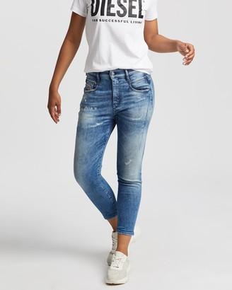 Diesel Fayza Jogger Jeans