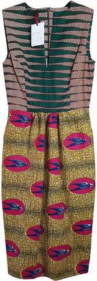 Stella Jean Multicolour Cotton Dresses