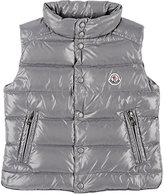 Moncler Down-Quilted Tib Vest-GREY
