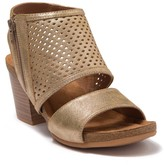 EuroSoft Annalise Perforated Block Heel Sandal