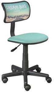 Idea Nuova Urban Shop Swivel Mesh Chair