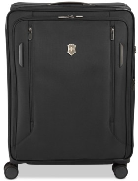 "Victorinox Vx Avenue 31"" Extra-Large Softside Spinner Suitcase"
