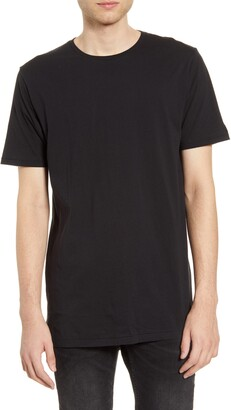 Zanerobe Flintlock Longline Crewneck T-Shirt