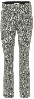 Dorothee Schumacher Printed cotton-blend pants