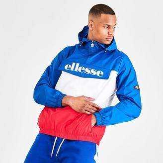 Ellesse Men's Domani Half-Zip Jacket